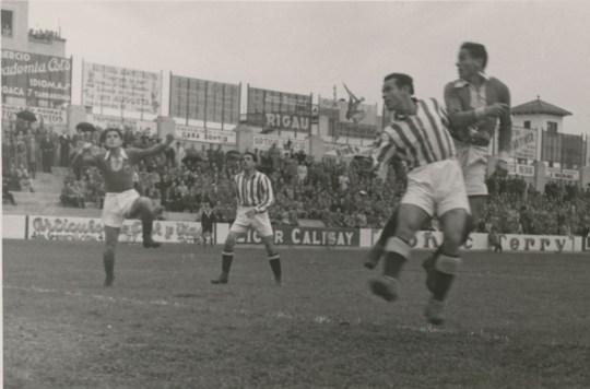 Gimnástico Tarragona-Betis Liga 1946