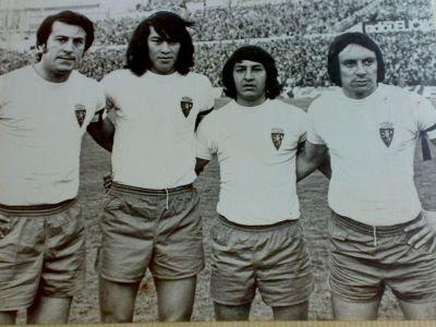 zaraguayos Ocampos, Diarte, Arrúa y Soto