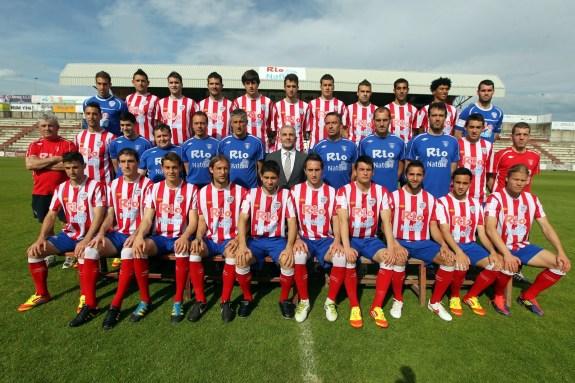 El CD Lugo en la temporada 2011-12
