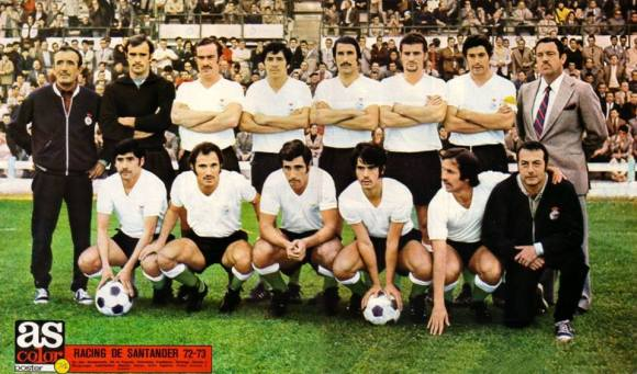 El Racing de la temporada 1972-73