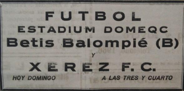 Fuente: Diario de Jerez 15 de enero de 1933