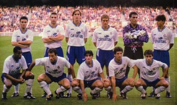 Tenerife 1994-95