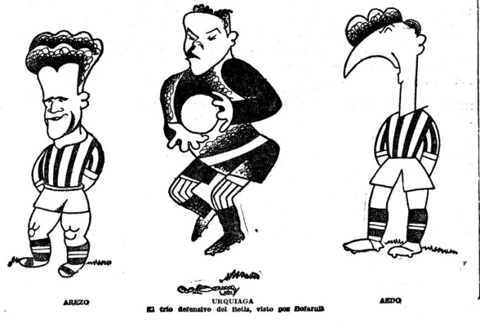 Fuente: El Mundo Deportivo Enero de 1935