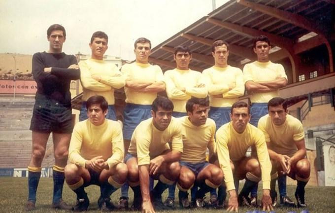 La UD Las Palmas en la temporada 1968-69