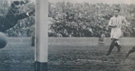Hoy hace 85 años. La Liga que ganamos. Valencia FC 3 Betis Balompié 1.