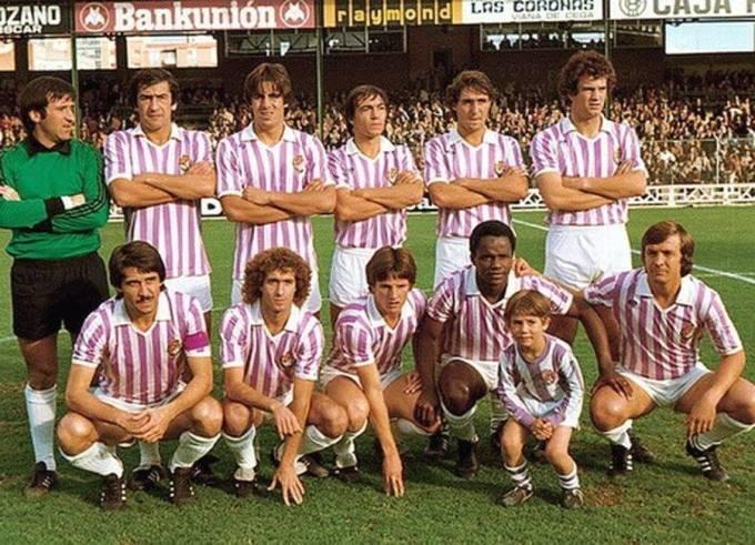 El Valladolid de la temporada 1980-81