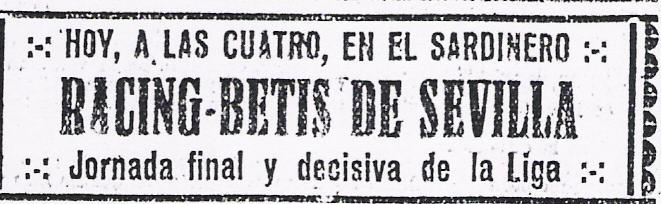 Fuente: Diario Montañés 28 de abril de 1935