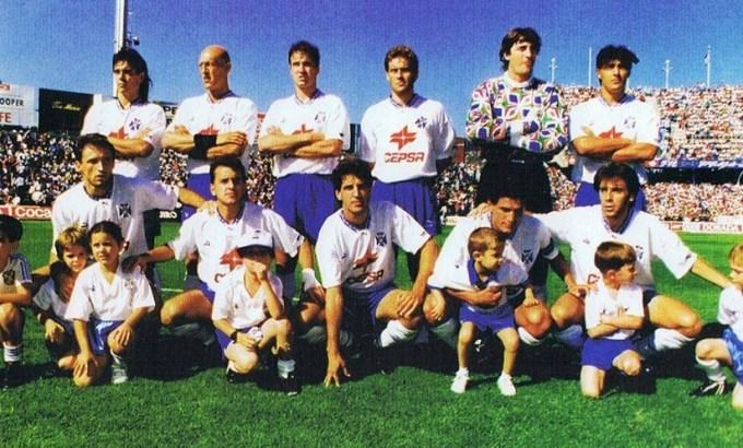 Tenerife 1992-93