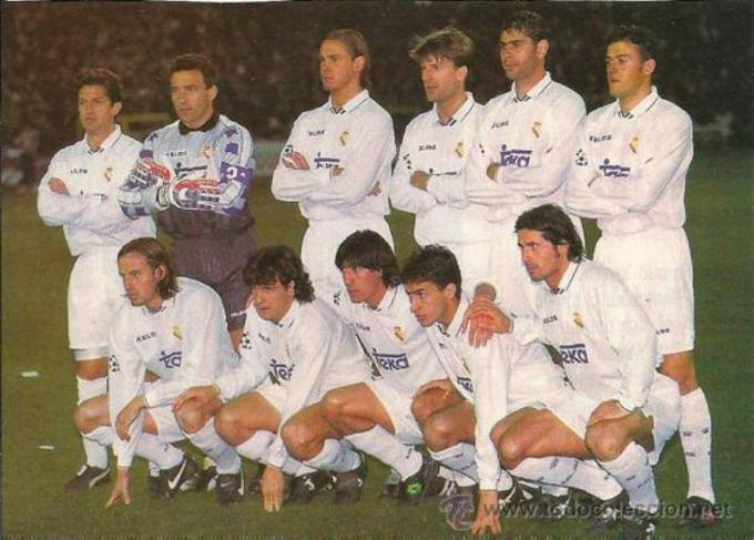Real Madrid 1995-96