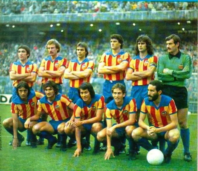 Valencia 1977-78
