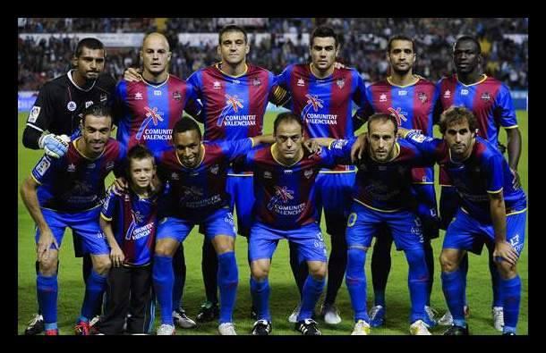 El Levante en la temporada 2011-12