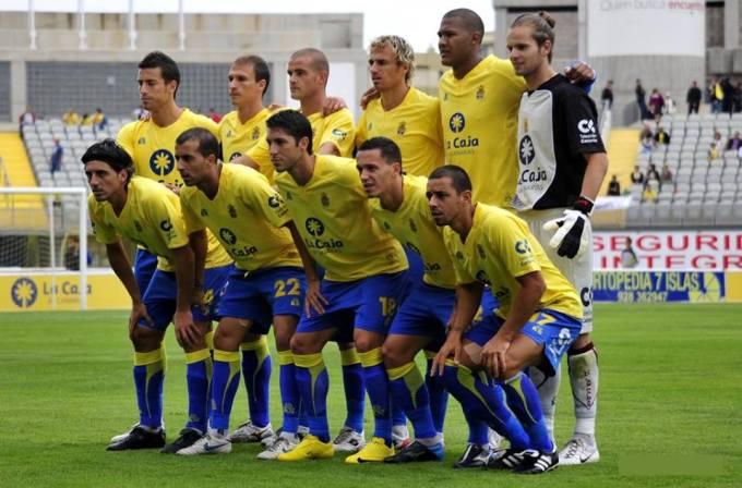 La UD Las Palmas en 2010