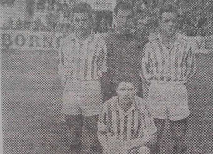 Fuente: Sevilla 1 de junio de 1954