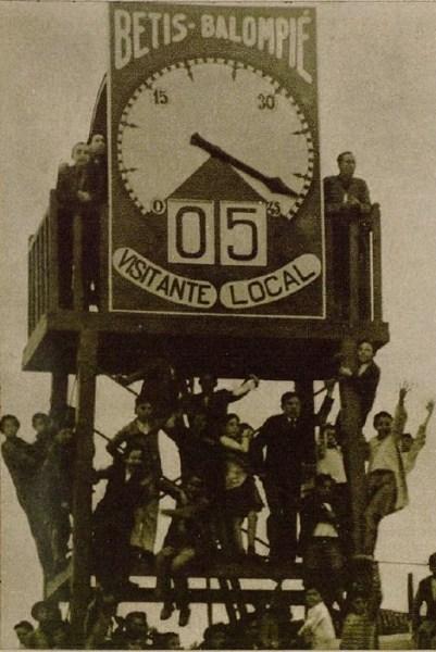 Marcador del Patronato 1932