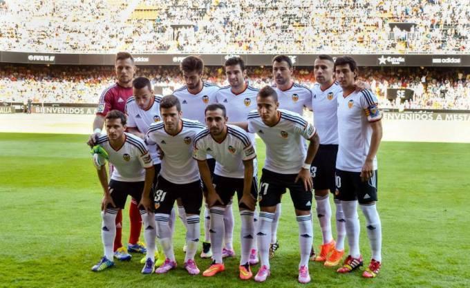 El Valencia en 2014