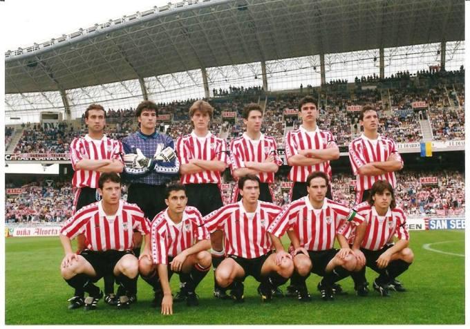 El Athletic en la temporada 1994-95