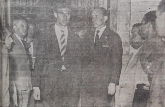 Moreira sale de la secretaría bética tras firmar su contrato
