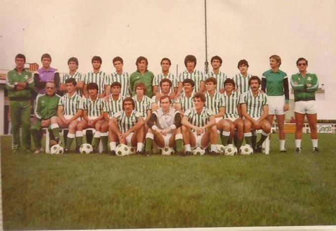 Betis 1982-83