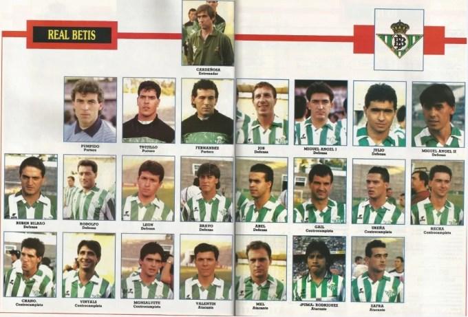El Betis en Don Balón 1990 def