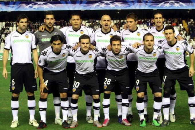 El Valencia en la temporada 2010-11