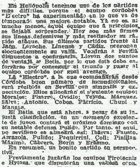 INFORMACIÓN DEPORTIVA.-ABC-SE-19481127-Sábado.