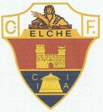 ELCHE CLUB FÚTBOL-3 TANTOS.