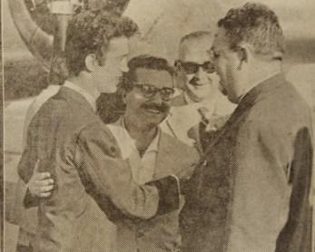 Entrevista Isidro Sánchez 1960