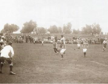 Hoy hace 110 años. Recreativo de Huelva 4 Sevilla Balompié 0.