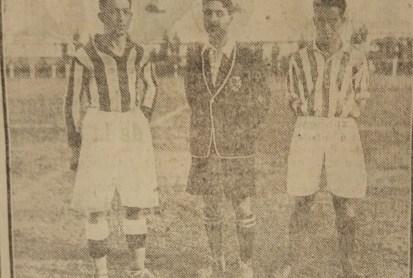 Betis-Balompédica Linense Campeonato Andalucía 1927