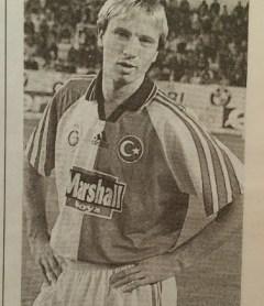 Hoy hace 21 años. Fichaje de Iulian Filipescu.