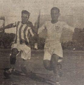 Hoy hace 93 años. Derrota frente al Sevilla en el desempate del Campeonato de Andalucía.