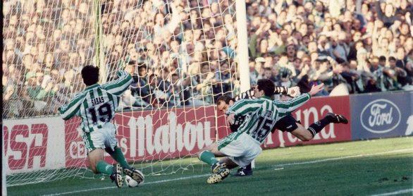 Betis-Valencia Liga 1996