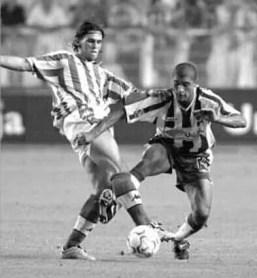 Málaga-Betis Liga 2001