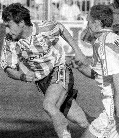 Hoy hace 23 años. Rayo Vallecano 0 Betis 4.