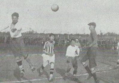 1923-Marzo 4-CptoAndalucía.-Real Betis Balompié-2 Nacional FbC-0.-94Aniversario.