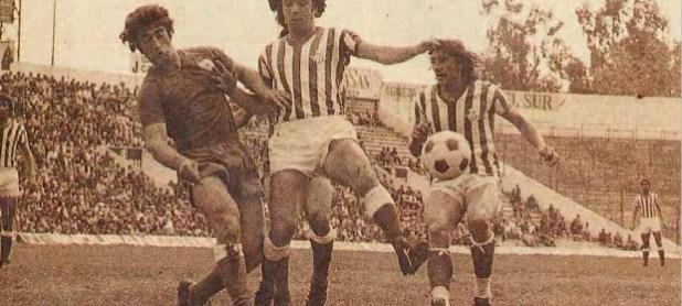 Hoy hace 43 años. Betis 2 Sevilla 1.