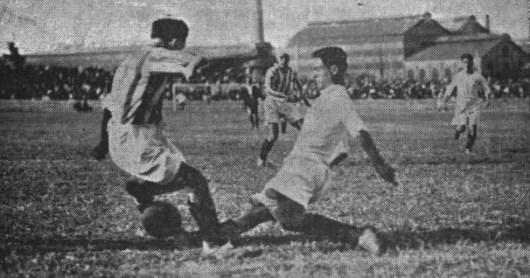 Hoy hace 91 años. Betis 2 Sevilla 1.