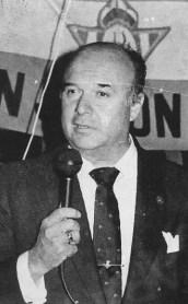 Hoy hace 41 años. Juan Manuel Mauduit elegido presidente del Betis.