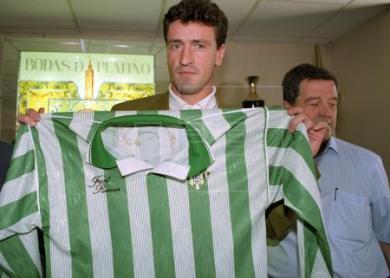 Hoy hace 26 años. Presentación de Pedro Jaro.