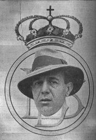 Hoy hace 129 años. Nace Ignacio Sánchez Mejías.