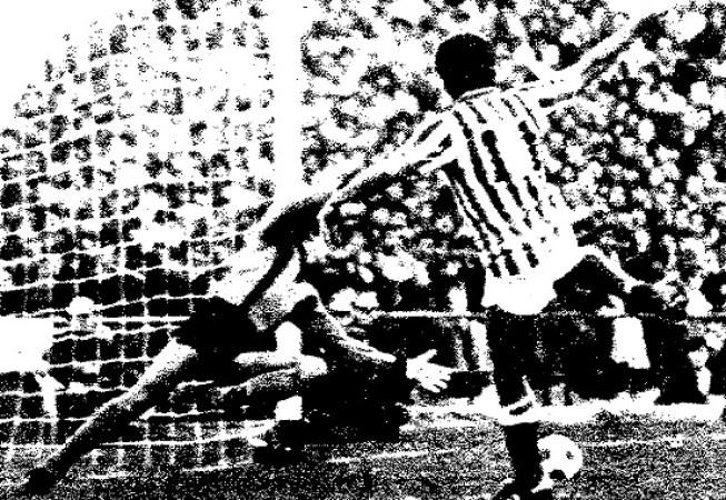 Hoy hace 40 años. Betis 1 Real Madrid 1.