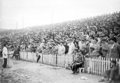 La afición en la final de Copa 1931