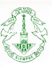 Peña Bética La Corza 1974