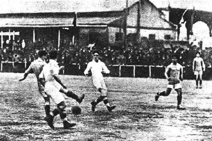 Hoy hace 103 años. Sevilla 3 Betis 2.