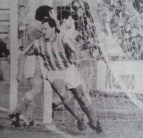 Hoy hace 28 años. Pepe Mel marca el gol 1.100 en Segunda División.