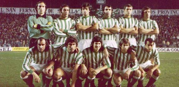 Hoy hace 42 años. Betis 4 Atlético Madrid 3.