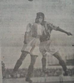 Betis-Valladolid Campeonato Mancomunado 1933