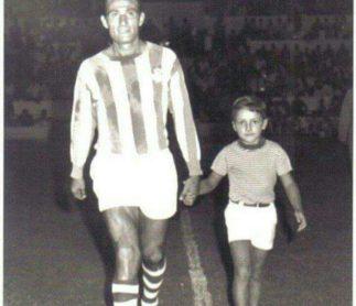 Homenaje a Eusebio Ríos 1967