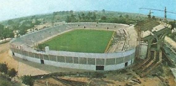 Vista del Villamarín 1975