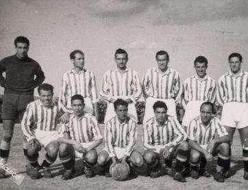 Hoy hace 72 años. Ferroviaria 1 Betis 5.